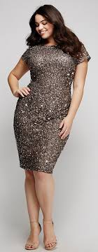 Plus Size Sequin Dress Plus Size Fashion Pinterest Plus size.