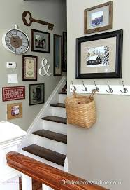 stairway wall decorating ideas decorate staircase wall beautiful best stairway wall decorating ideas on curved staircase