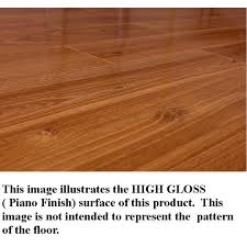 grand elegance brazilian tigerwood high gloss laminate flooring