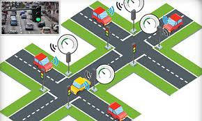Roads Lights Perfume Smart Traffic Lights Developed To End Stop Go Driving In Uk