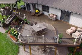 Backyard Decking Designs Model Unique Inspiration