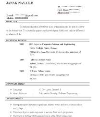 Tuesday, 10 April 2012. Bio data for IT jobs Freshers