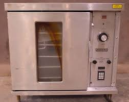used ovens zeppy io hobart cn85 electric half size standard depth convection oven 240v 1 phase