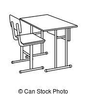 desk clipart black and white. Interesting Black Clipart Desk Black And White Inside Desk Clipart Black And White L