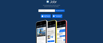 jobr app aims to do for employment what tinder does for your love photo jobr is an app for job seekers that promises to simplify the job search