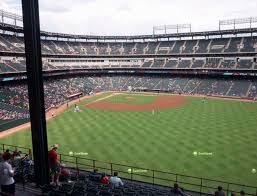 Ballpark At Arlington Seating Chart Globe Life Park Section 250 Seat Views Seatgeek