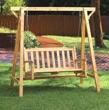 wooden swing set plans free diy wood designs