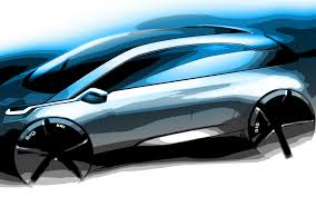 2018 bmw i5. contemporary 2018 bmwi3conceptdrawing with 2018 bmw i5
