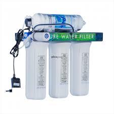 SAMJU TRADING CO.,LTD - Máy lọc nước Nano Pure 582 UV Plus