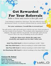 Download 60 Employee Referral Program Template Simple