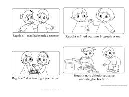 Regole Scuola Infanzia Da Colorare Hk01 Regardsdefemmes