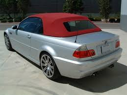BMW E46 Convertible Top | 2000-2005 BMW Tops