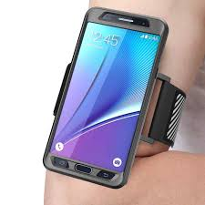 Galaxy Note 5 Easy Fitting Sport Case and Athletic Armband | SupCase.com