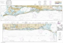 Intracoastal Waterway Charlotte Harbor To Tampa Bay Chart 11425