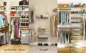 best closet organizer system ideas