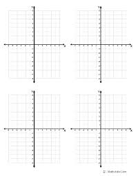 Graph X Y Coordinate Plane Axes Paper Cartesian Post Leaderwithin Co