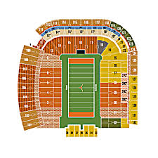 University Of Texas Seating Chart U Texas Stadium Seating Chart