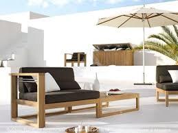 contemporary zen outdoor furniture