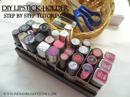 DIY Lipstick Holder Step by Step Tutorial