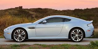2011 Aston Martin V12 Vantage Side View ...