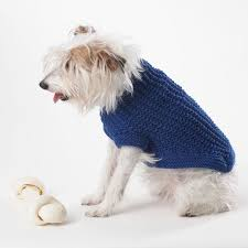 Bernat Free Dog Sweater Patterns