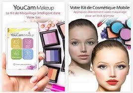 parer youcam makeup android avec d 39 autre logiciels