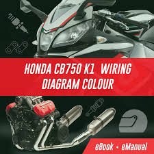cb series cb750 service repair workshop manuals 1981 Honda CB750 Wiring-Diagram honda cb750 k1 wiring diagram colour