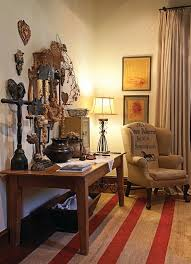 burlap decoration ideas bedroom shabby chic style with striped area rug upholstered wingback chair wing