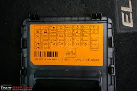 hyundai elantra official review team bhp Hyundai Elantra 2006 Fuse Box Diagram boot and fuel flap releases are located on the floor, just ahead of the driver's seat notice how the floor mat is designed to ensure that it doesn't foul hyundai elantra 2006 fuse box diagram