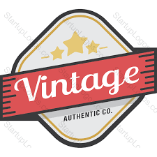 Vintage Badge | The Logo Shed