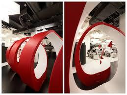 Nefa architects leo burnett Advertising Agency Largeinteriordesignloeburnett7 Architizer Hats Off To Leo Burnetts New Moscow Office Moody Monday