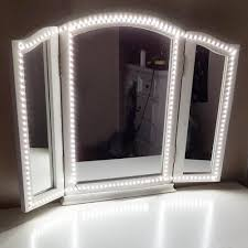 vanity mirror lighting. Led Vanity Mirror Lights Kit,ViLSOM 13ft/4M 240 LEDs Make-up Lighting