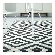 black and white rugs ikea black white rug rug low pile 6 7 black and white black and white rugs