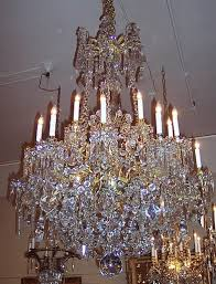great antique crystal chandeliers crystal chandeliers chc82 for antiques classifieds