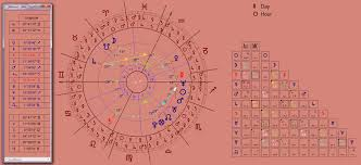 Star Chart Rectification The Astrology Of A Murder Matthew Shepard The Zodiacus