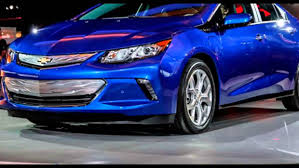 2016-2017 Chevrolet Volt Electric Hybrid Car NEw ~ First Look ...