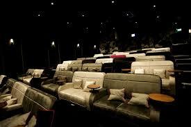 First Look Everyman Cinema At The Mailbox Cinema Room