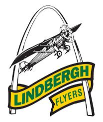 flyers logo outline lindbergh team home lindbergh flyers sports