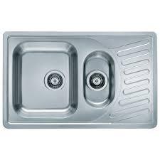 Врезная кухонная <b>мойка alveus elegant 110</b> 81х51см ...