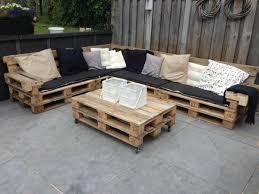 garden furniture from pallets. Garden Furniture From Pallets Outdoor Set DIY