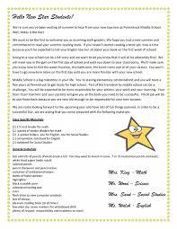 003 Template Ideas Preschool Welcome Letter Ulyssesroom
