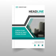 Brochure Cover Pages Text Brochure Pages Template Brochure Template With Geometric Shapes