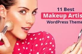 11 best makeup artists wordpress themes