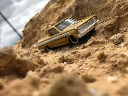 1965 Ford Ranchero by Hot Wheels. From the 2018 Hot Wheels Ford ...