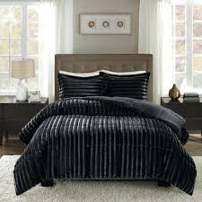 fur bedding sets faux fur bedding set king king size faux fur comforter sets