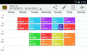 Teacher Agenda Template Daily Schedule Free Download Unit