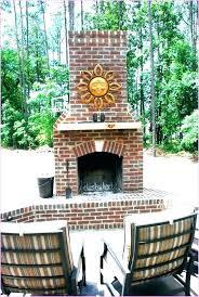 fireplace kits outdoor fireplace kits outdoor fireplace kit gallery for masonry within kits wood burning designs