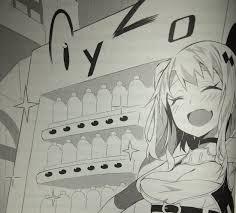 Vending Machine Anime Inspiration UK Anime Network Manga