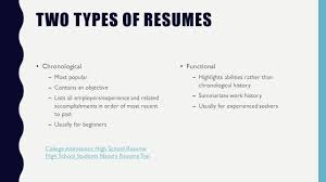 Resumes And Cover Letters What Is A Resume Type Of Genre Writing