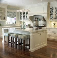 kitchen design cabinets traditional light: bar  white kitchen idea present unique glass wall cabinet door and upholstered barstools design feat cool island ceiling lights